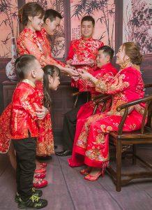 Album Gia Đình_Tam Đại Đồng Đường_Veronica Wedding 1