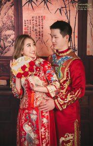 Áo Khỏa Nam Họa Tiết Khổng Tước Sang Trọng - Veronica Wedding - Kn34 (M) avatar
