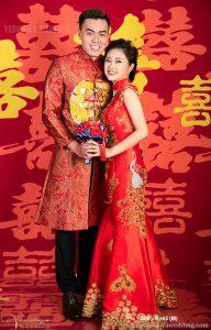 Áo Khỏa Nam Họa Tiết Rồng Sang Trọng - Veronica Wedding - Kn 45 (M) (2)