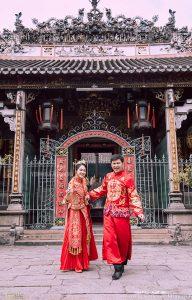 Áo Khỏa Nam Họa Tiết Rồng Thanh Lịch - Veronica Wedding - Kn97 (M) (4)